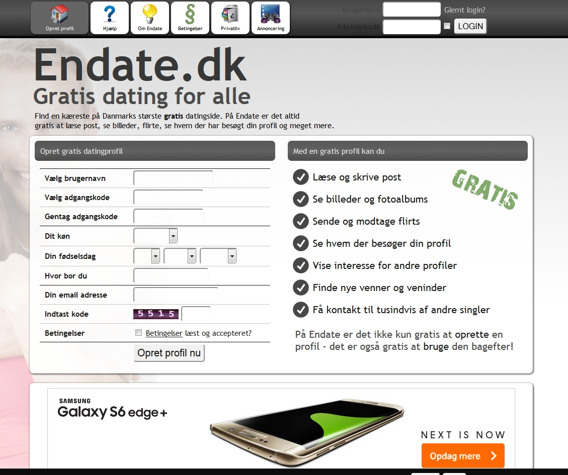 Datingsider gratis
