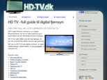 Detaljer : HD TV-gusiteIden