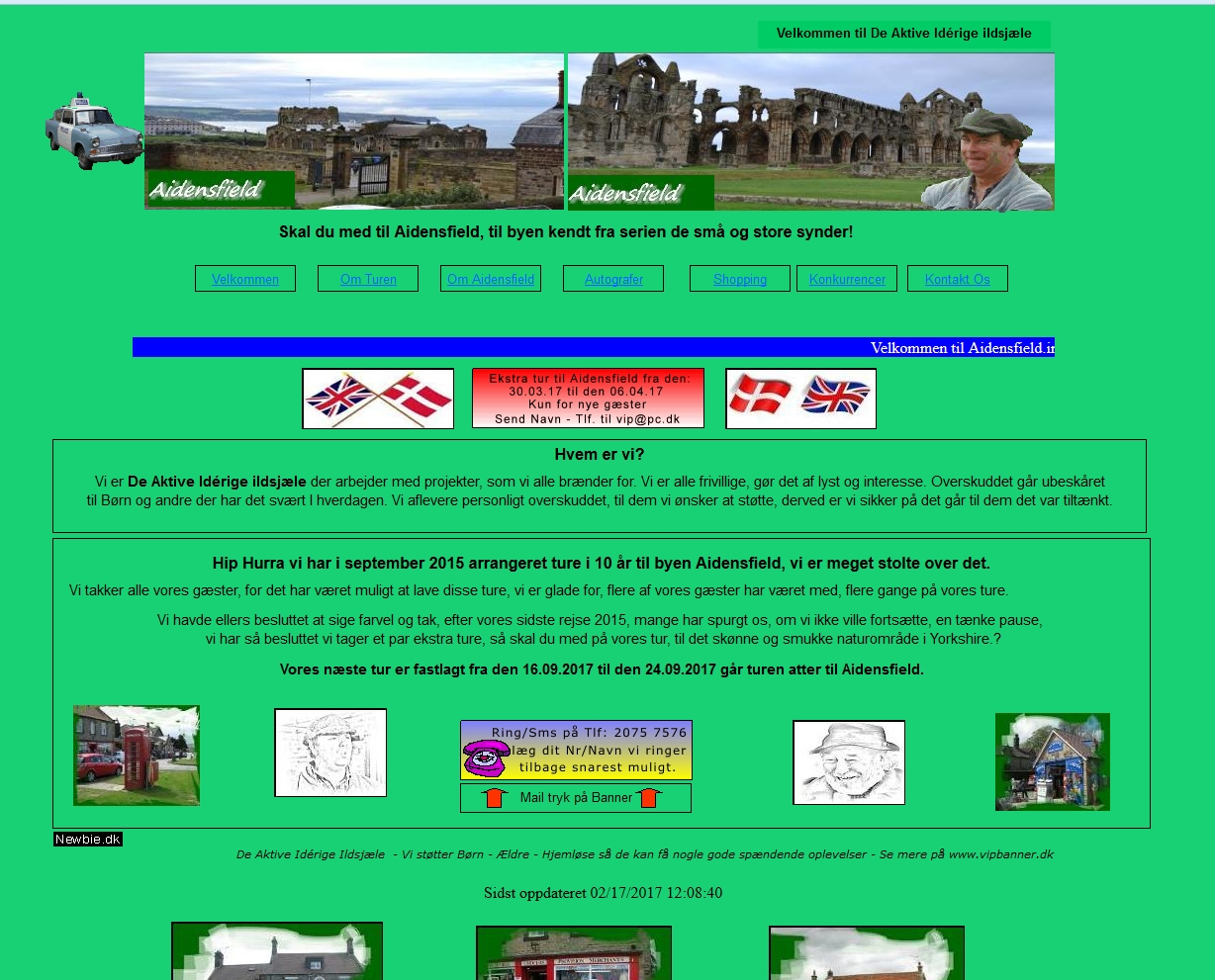 Detaljer : Aidensfields  Liverpool