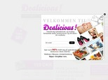 Detaljer : Dealicious! Dit Onestop For 80% på deals.