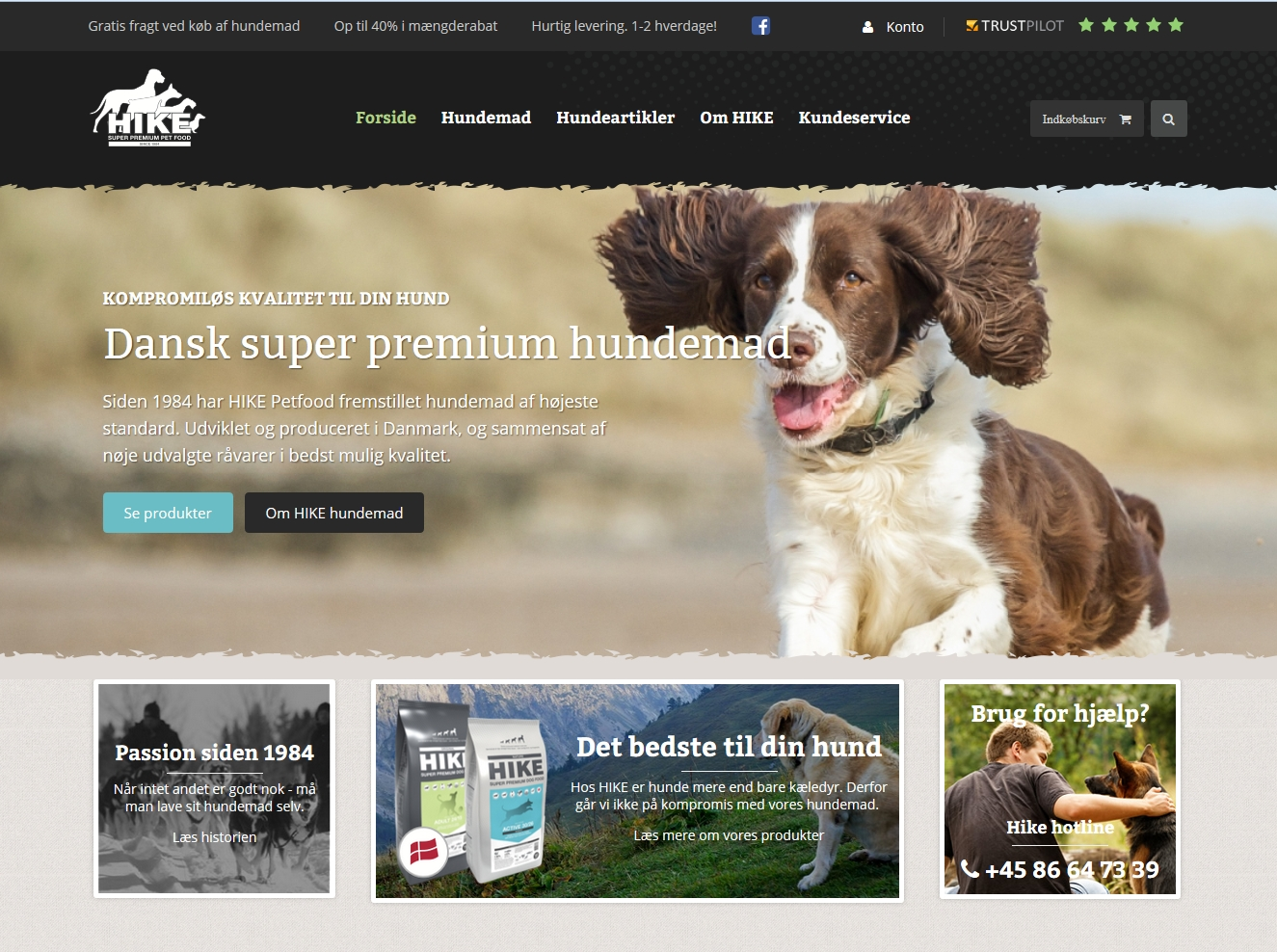 Hike Petfood A/S