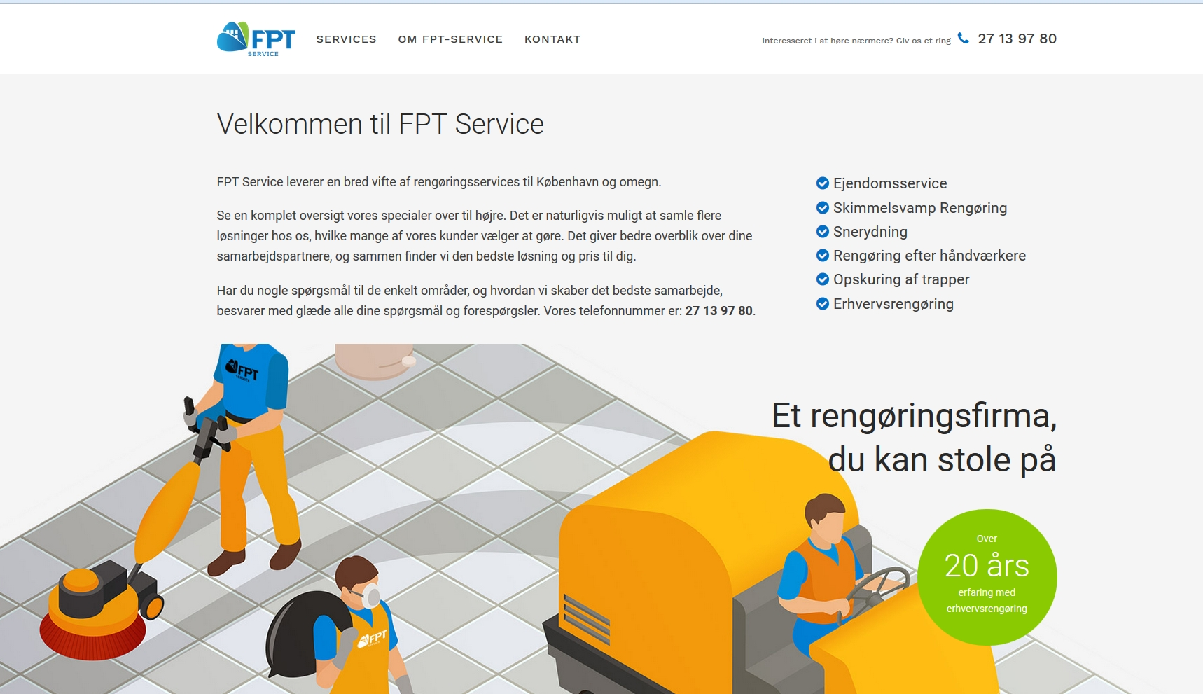 FPT Service