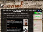 Detaljer : Spray tan webshop