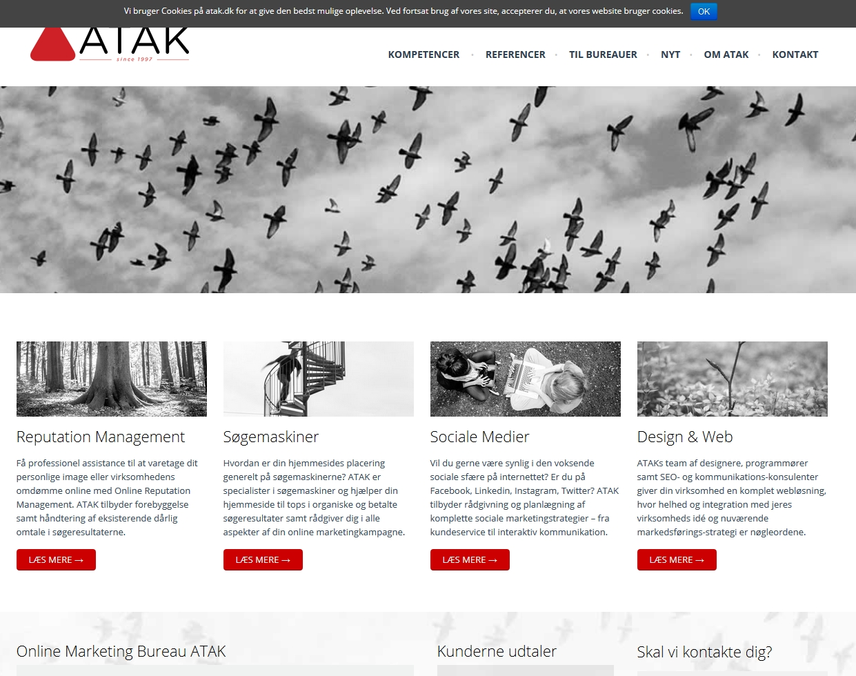 ATAK.dk - Online marketing
