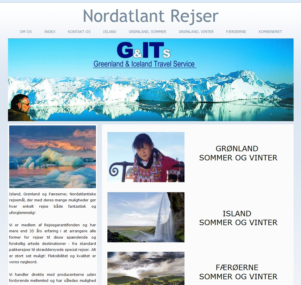 Detaljer : Greenland & Iceland Travel Service ApS