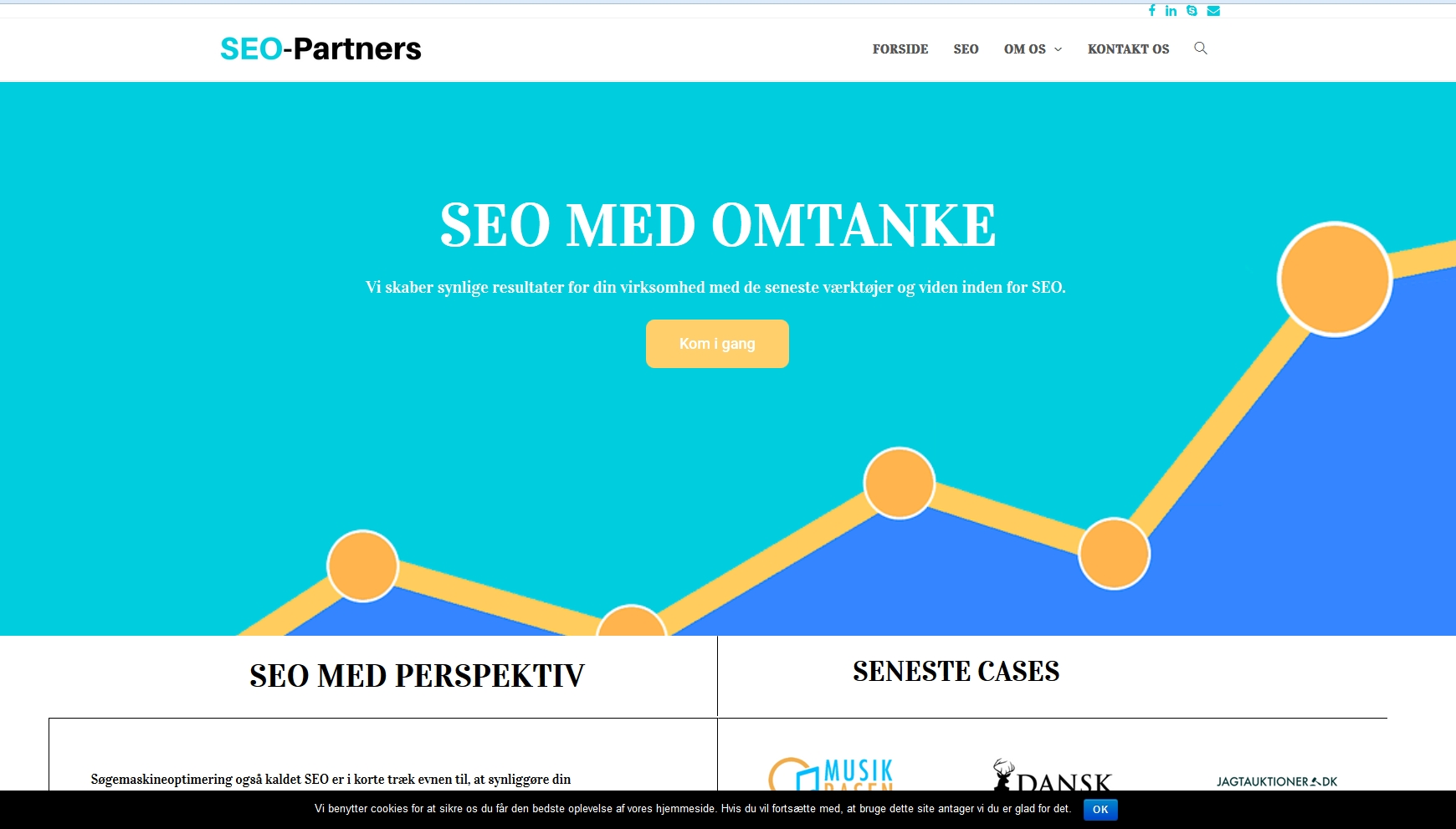 Detaljer : SEO-Partners - marketingsbureau