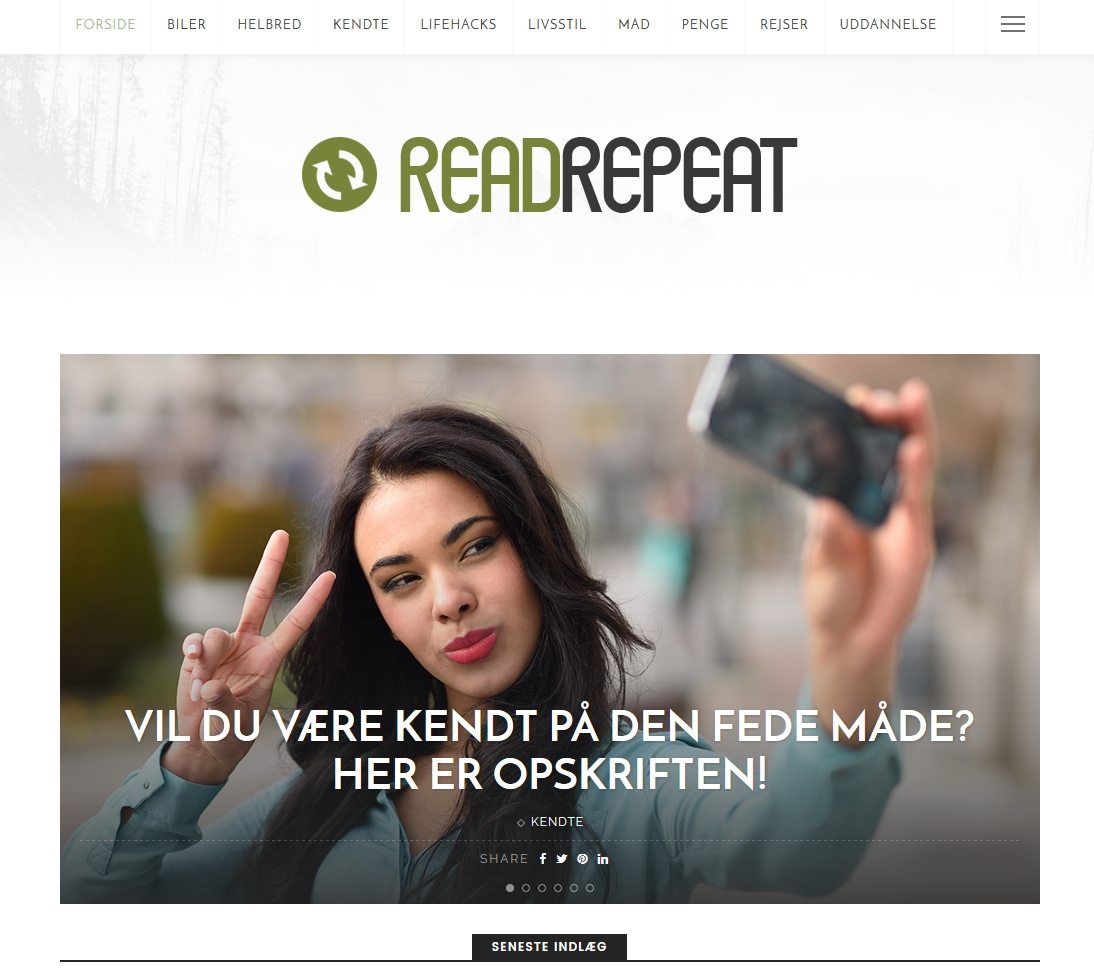 Detaljer : ReadRepeat