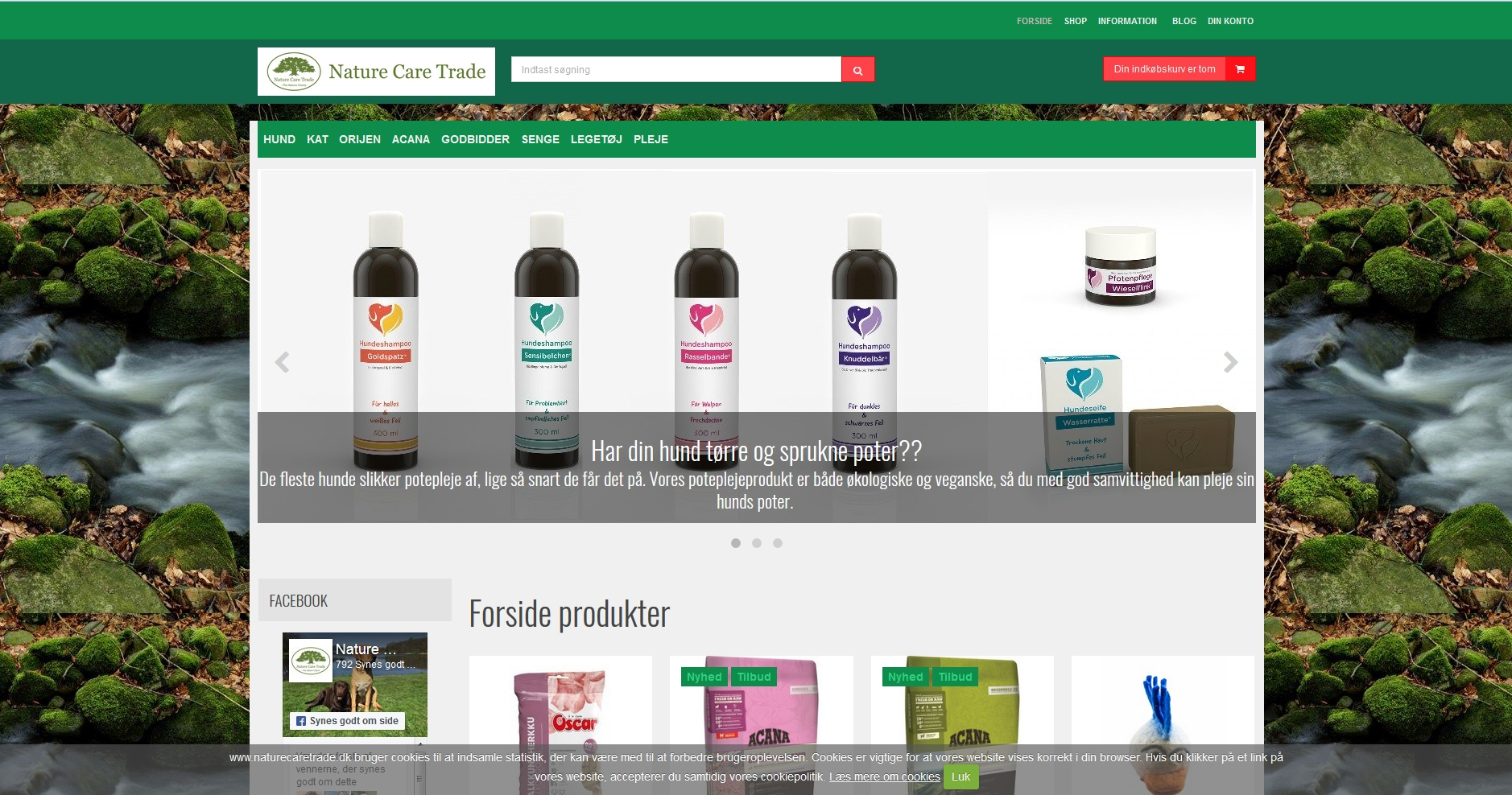 Detaljer : Nature Care Trade IVS